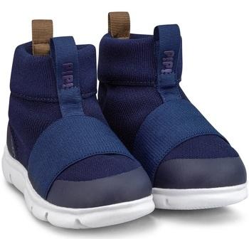 Pantofi Băieți Ghete Bibi Shoes Ghete Unisex Bibi Energy Baby New II Naval Bleumarin