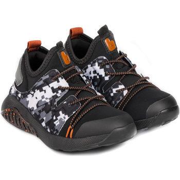 Pantofi Băieți Sneakers Bibi Shoes Pantofi Sport Baieti Bibi Evolution Black Negru