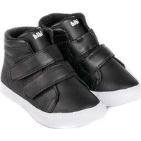 Pantofi Băieți Pantofi sport stil gheata Bibi Shoes Ghete Unisex Bibi Agility Mini Black Negru