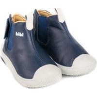 Pantofi Băieți Ghete Bibi Shoes Ghete Baieti Bibi Prewalker Naval Bleumarin