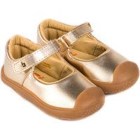 Pantofi Fete Pantofi sport Casual Bibi Shoes Pantofi Fete Bibi Prewalker Aurii Auriu