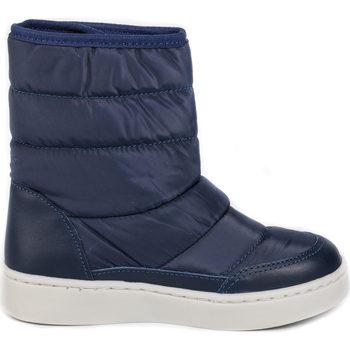 Pantofi Fete Cizme Bibi Shoes Cizme Fete Bibi Urban New Naval Bleumarin