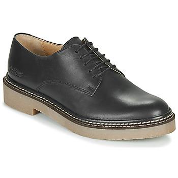Pantofi Femei Pantofi Derby Kickers OXFORK Negru