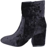 Pantofi Femei Botine Francescomilano BK345 Negru