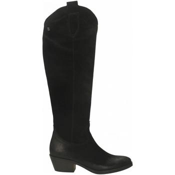 Pantofi Femei Cizme casual Fabbrica Dei Colli PAPER nero