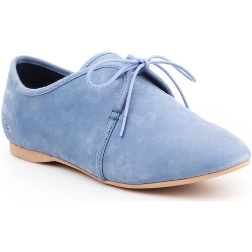 Pantofi Femei Pantofi Derby Lacoste Torpel 7-25LEW2008125 blue