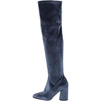 Pantofi Femei Cizme Elvio Zanon BK375 Gri