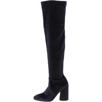 Pantofi Femei Cizme Elvio Zanon BK376 Negru