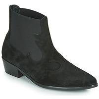 Pantofi Femei Ghete Fericelli NANTIAG Negru