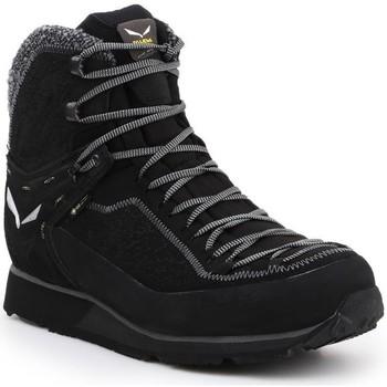 Pantofi Bărbați Drumetie și trekking Salewa MS Mtn Trainer 2 Winter Negre