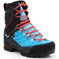 Pantofi Femei Drumetie și trekking Salewa WS Vultur EVO GTX 61335-8610 black, blue