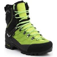 Pantofi Bărbați Drumetie și trekking Salewa MS Vultur EVO GTX 61334-0916 black, green