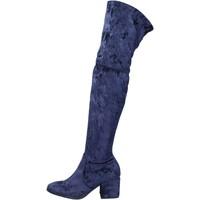 Pantofi Femei Cizme Accademia BK400 Albastru
