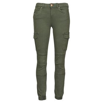 Îmbracaminte Femei Pantaloni Cargo Only ONLMISSOURI Kaki