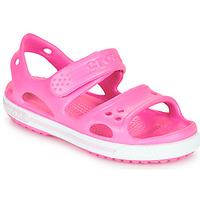 Pantofi Fete Sandale  Crocs CROCBAND II SANDAL PS Roz