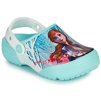 Pantofi Fete Saboti Crocs CROCSFL OL DISNEY Blue