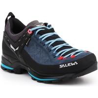 Pantofi Femei Drumetie și trekking Salewa WS MTN Trainer 2 GTX 61358-8679 black, navy
