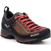 Pantofi Femei Fitness și Training Salewa WS Mtn Trainer 2 Gtx Negre, Portocalie, Cafenii