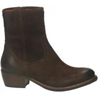 Pantofi Femei Botine Mat:20 WASH/GOYA caffe