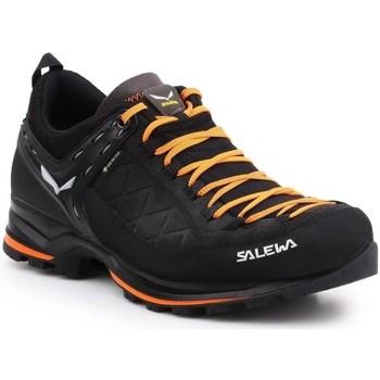 Pantofi Bărbați Drumetie și trekking Salewa MS Mtn Trainer 2 Gtx Negre