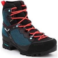 Pantofi Femei Drumetie și trekking Salewa WS Raven 3 Gtx Negre, Verde