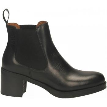 Pantofi Femei Botine Frau DYLAN nero