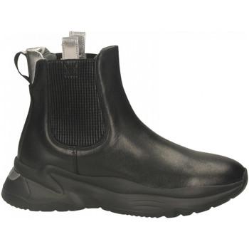 Pantofi Femei Ghete Engi GUANTO nero