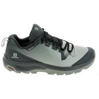 Pantofi Bărbați Drumetie și trekking Salomon Vaya GTX Gris Gri