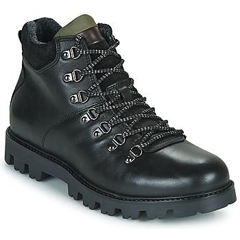 Pantofi Bărbați Ghete André CHAMONIX Negru