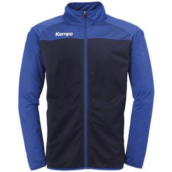 Îmbracaminte Băieți Bluze îmbrăcăminte sport  Kempa Veste  Prime Poly bleu marine/bleu royal