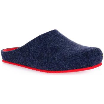 Pantofi Femei Papuci de casă Grunland BLU EURO Blu