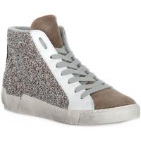 Pantofi Femei Pantofi sport stil gheata At Go GO CALIFORNIA TORTORA Beige