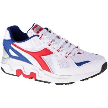 Pantofi Bărbați Pantofi sport Casual Diadora Mythos Alb, Roșii