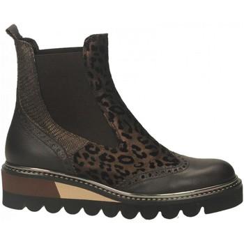 Pantofi Femei Botine Le Pepé PIUMA ZAMBIA nero