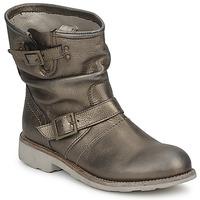 Pantofi Femei Ghete Bikkembergs VINTAGE 502 LEAD