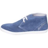 Pantofi Fete Botine NeroGiardini Botine BK487 Albastru