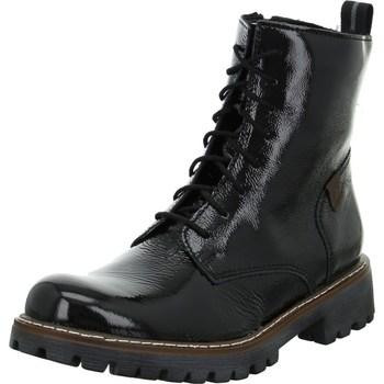 Pantofi Femei Botine Josef Seibel Marta 02 Negre