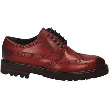 Pantofi Bărbați Pantofi Derby Brecos VITELLO rosso