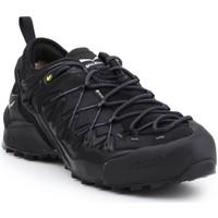 Pantofi Bărbați Drumetie și trekking Salewa MS Wildfire Edge GTX 61375-0971 black