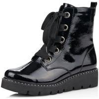 Pantofi Femei Botine Remonte Dorndorf Lagro Black Ankle Boots Black