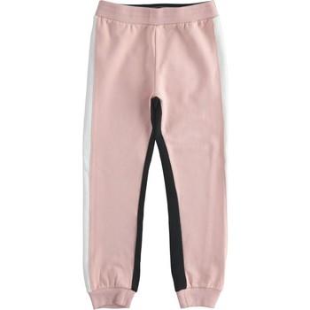 Îmbracaminte Fete Pantaloni de trening Ido 41377 Rosa