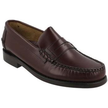 Pantofi Bărbați Mocasini Sebago  Rojo