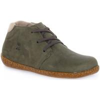 Pantofi Bărbați Ghete Bioline FUMO YUMA Grigio