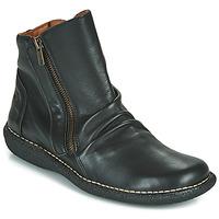 Pantofi Femei Ghete Casual Attitude NELIOO Negru