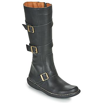 Pantofi Femei Cizme casual Casual Attitude NIBOOT Negru