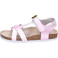 Pantofi Fete Sandale  Smiley Sandali Pelle sintetica Rosa