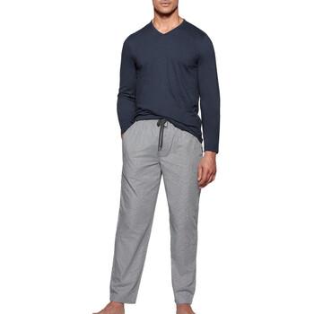Îmbracaminte Bărbați Pijamale și Cămăsi de noapte Impetus 1523310 E97 albastru