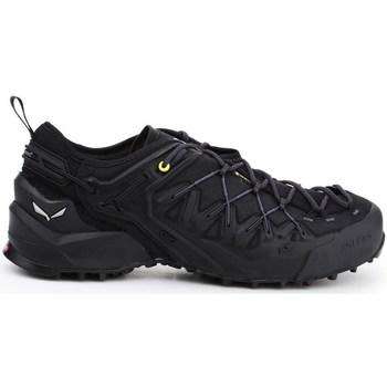 Pantofi Bărbați Drumetie și trekking Salewa MS Wildfire Edge Gtx Negre