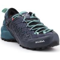 Pantofi Femei Drumetie și trekking Salewa WS Wildfire Edge Gtx Grafit