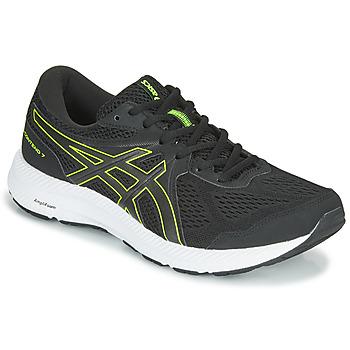 Pantofi Bărbați Trail și running Asics CONTEND 7 Negru / Galben